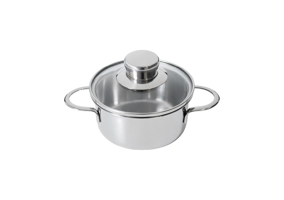 Mini frying pot from KELOMAT
