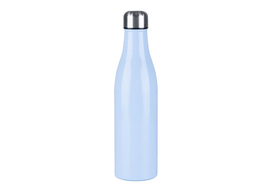 Hellblaue Isolier-Trinkflasche (0,75L) von KELOMAT