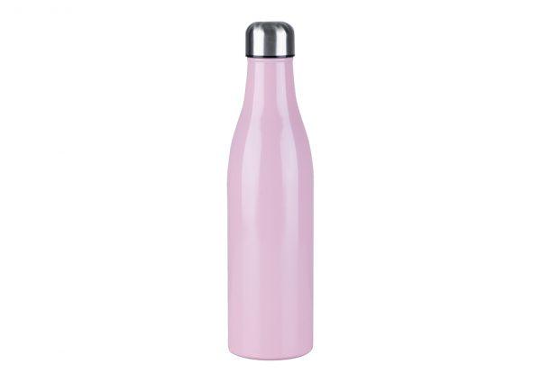Isolier Trinkflasche rosa (0,75l) von KELOMAT